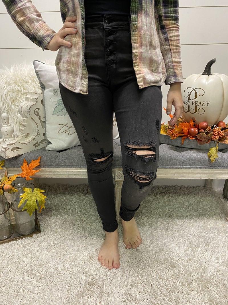 Encore Black Widow Jeans