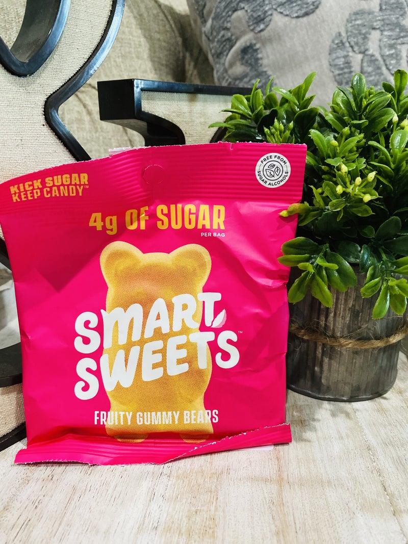 SmartSweets Fruity Gummy Bears