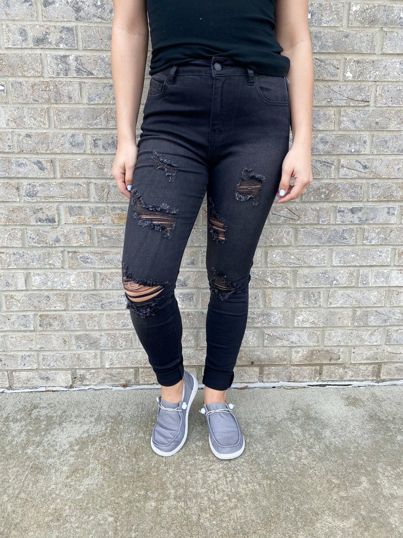 The Call Me Crazy Encore Jeans