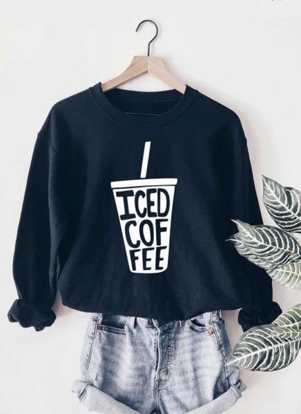 Iced Coffee Crewneck