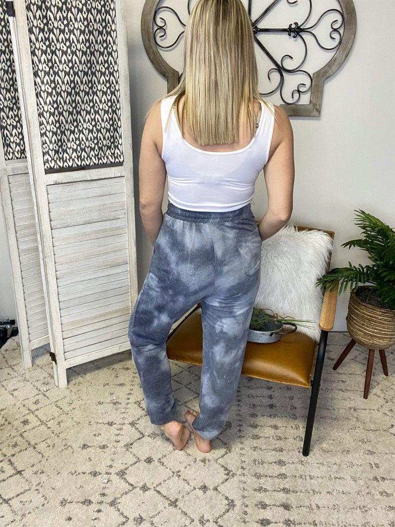 Tie Dye Me Crazy Pants- 2 Colors