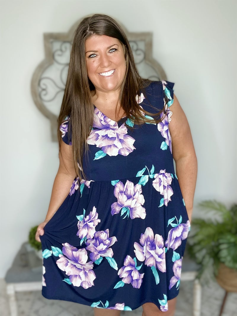 All You Need Is Pockets Dress