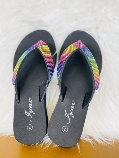 Eva Over The Rainbow Sandal