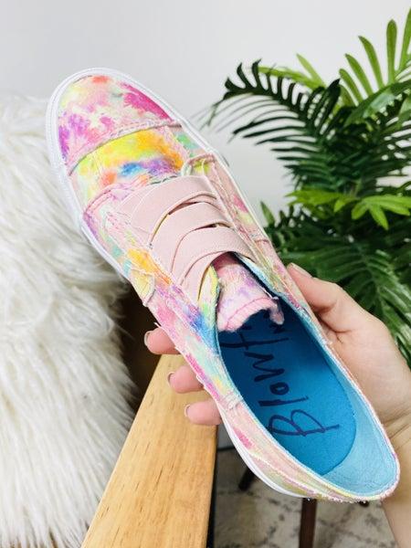 Blowfish Marley Pink Rainwater Sneakers