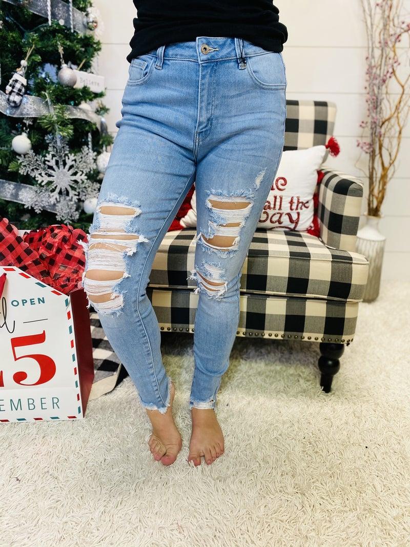 Encore Beautiful Crazy Jeans