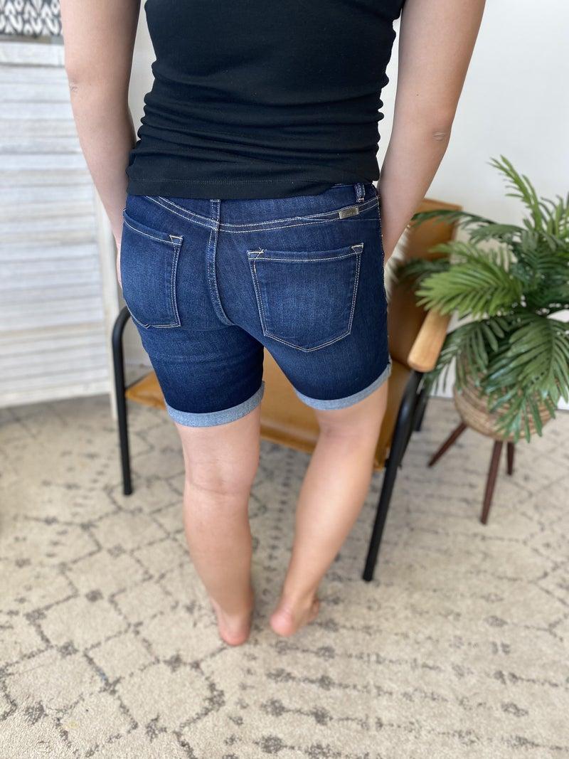 Kancan Dreaming Of You Bermuda Shorts