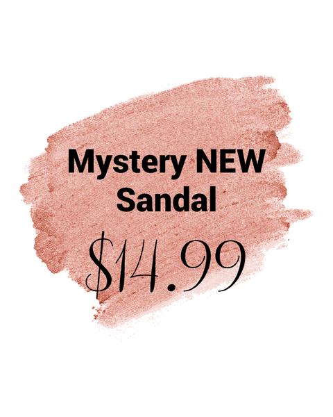 Mystery New Sandal