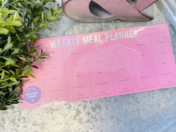 Eating Meal Planner
