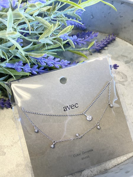 The Layer It Silver Necklace