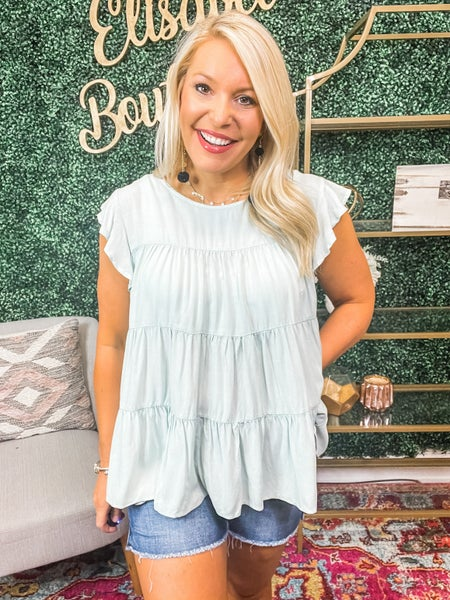 The Lacy Top