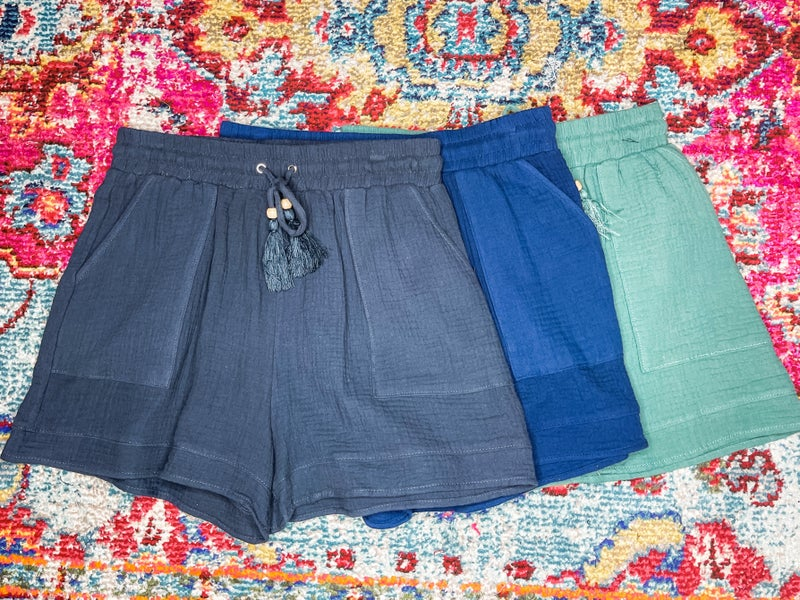 Giving My All Shorts *Final Sale*