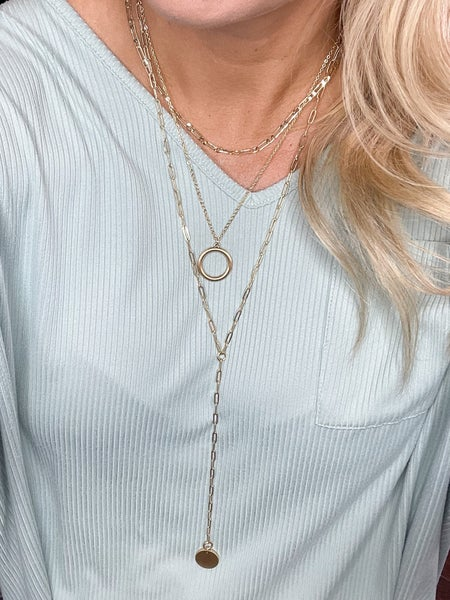 The Carrie Necklace