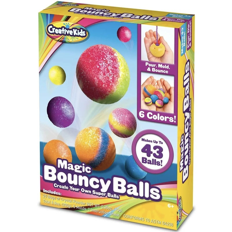 Magic Bouncy Ball