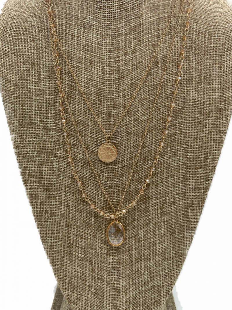 The Yes Necklace *Final Sale*