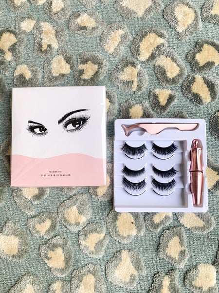 MAGNETIC EYELINER AND LASHES *Final Sale*