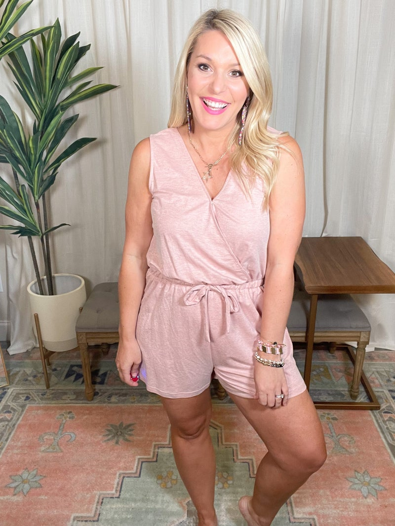 Stepping Into Summer Romper