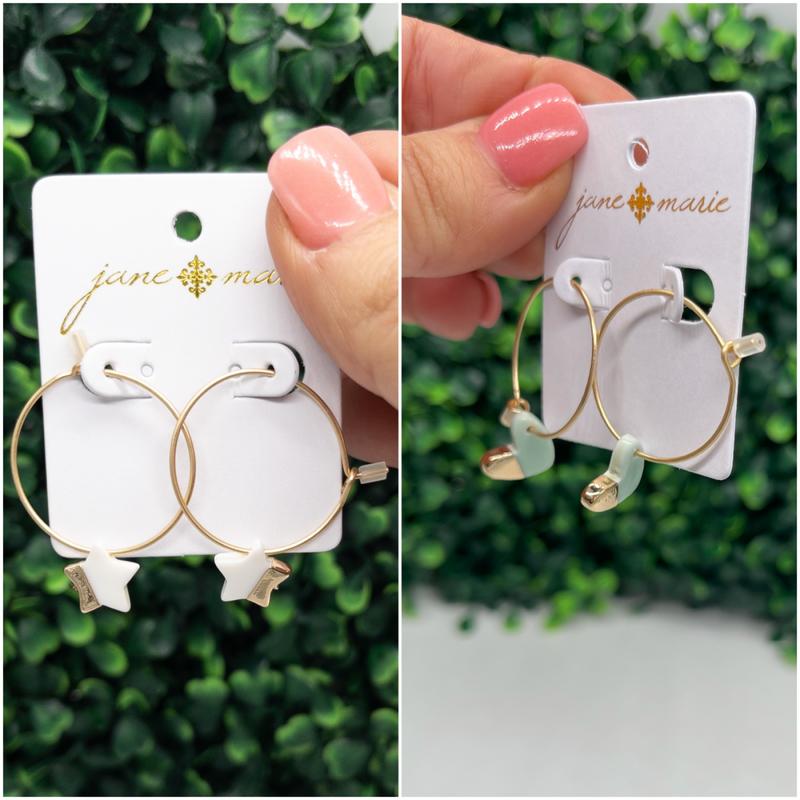 Pretty Little Earrings *Final Sale*