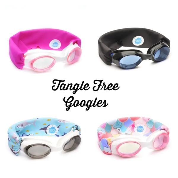 Tangle Free Swim Goggles