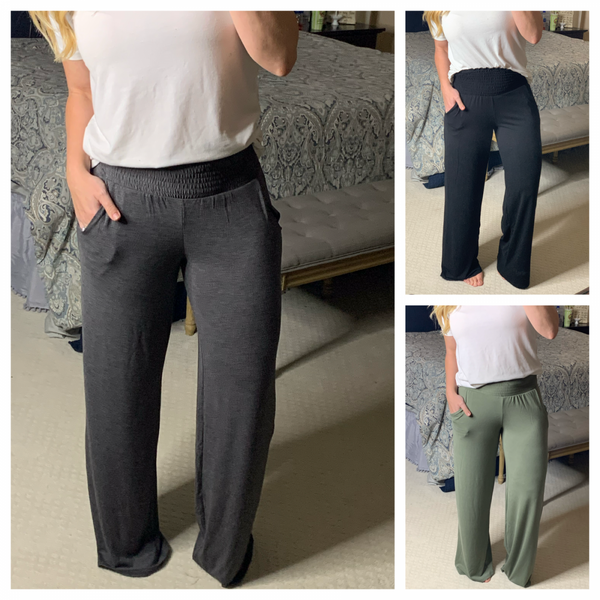 {DEAL OF THE DAY- OH SO COZY PANTS}