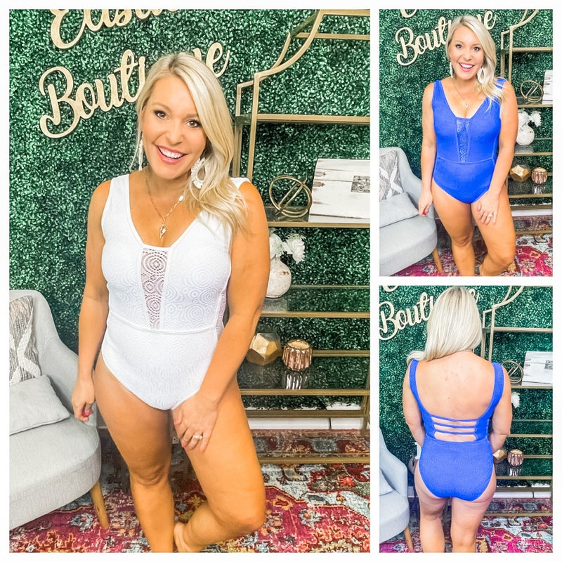 Toes in The Sand Swimsuit *Final Sale*