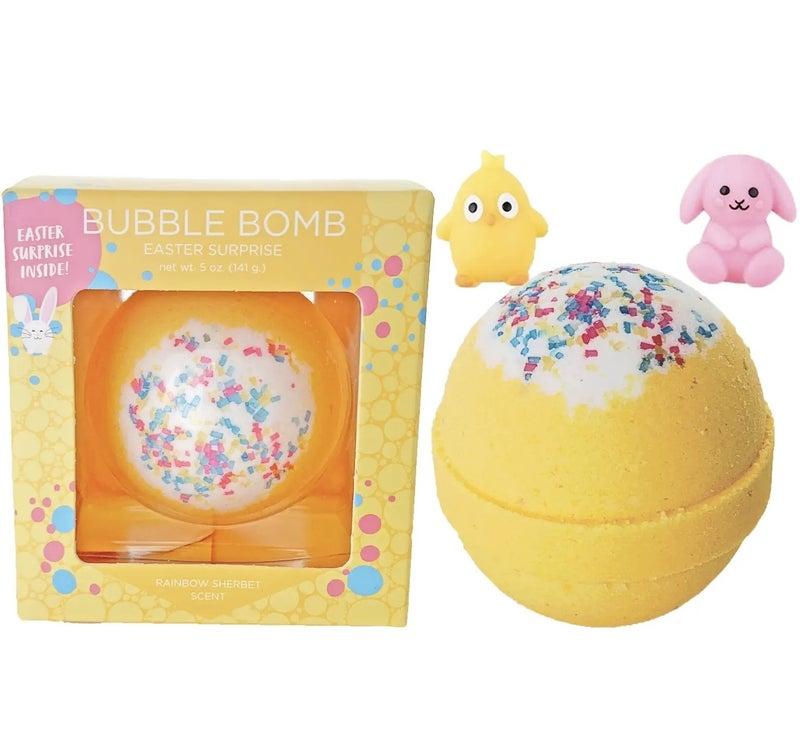 Easter Surprise Bubble Bath Bomb