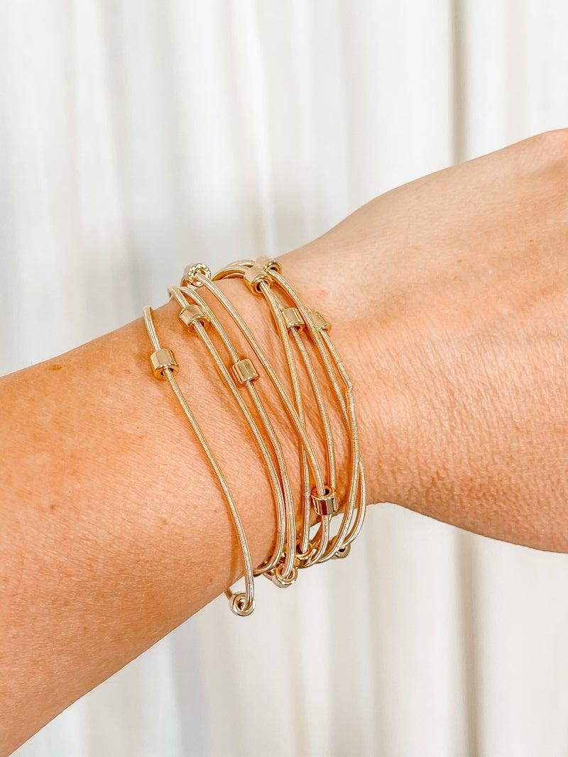 Take A Leap Bracelet