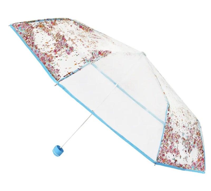Raining Confetti Umbrella