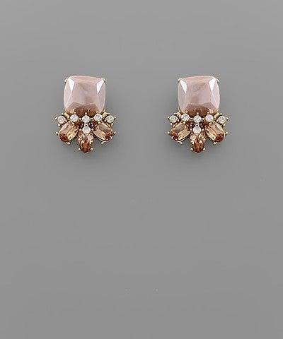Jeweled Studs