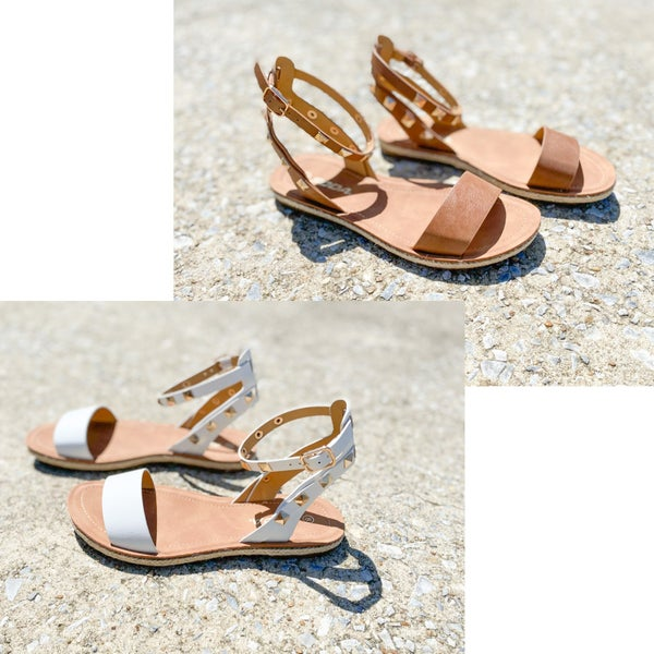 The Frances Sandal