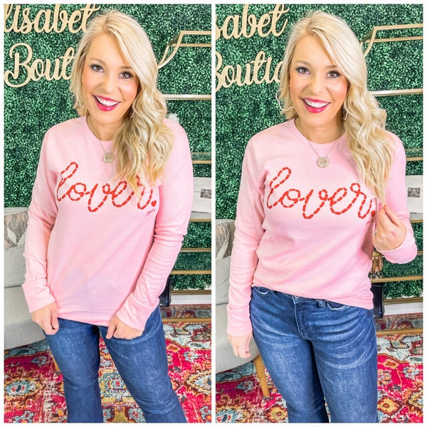 """""""Lover"""" Thermal Tee"""