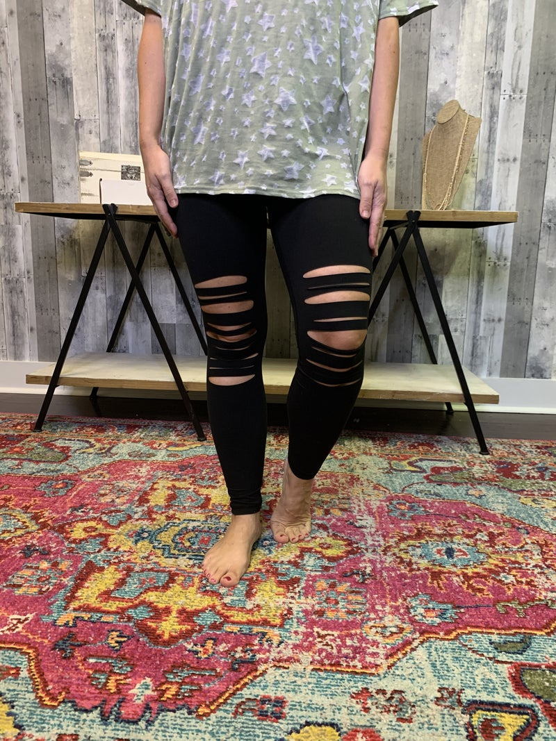 {PLUS AND REG-NOTHING BETTER LEGGINGS} *Final Sale*