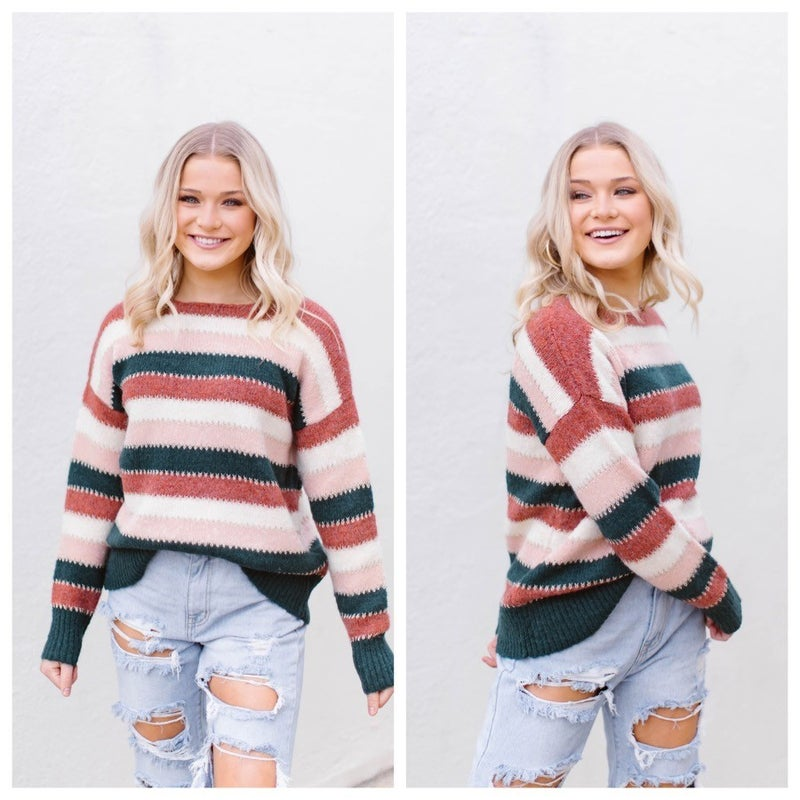 DETAILS FOR DAYS SWEATER
