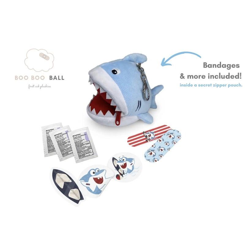 Itty Bitty Boo Boo Ball- Keychain