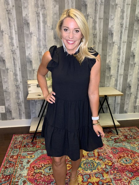 { STYLED TO PERFECTION DRESS}