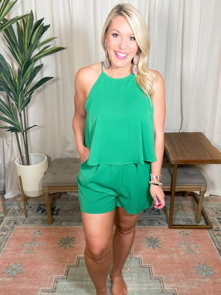 Save The Day Romper