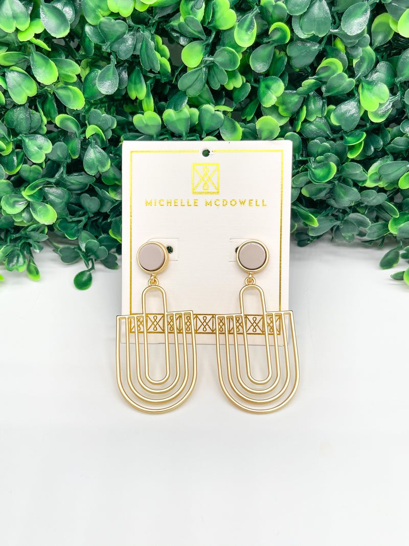 The Reign Earrings