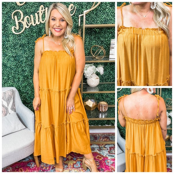 The Honey Dress *Final Sale*