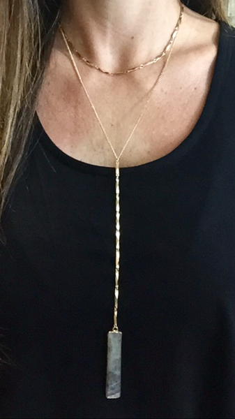 {LAYERED IN LOVE NECKLACE}