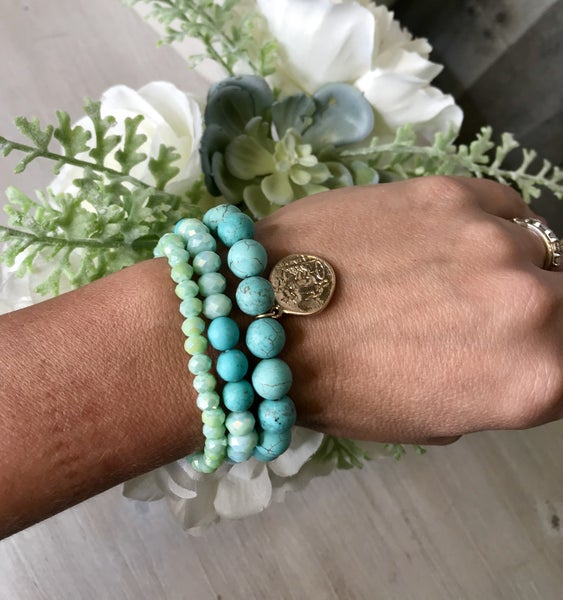 { THE ONE AND ONLY BRACELET }