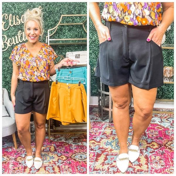 City Girl Shorts *Final Sale*