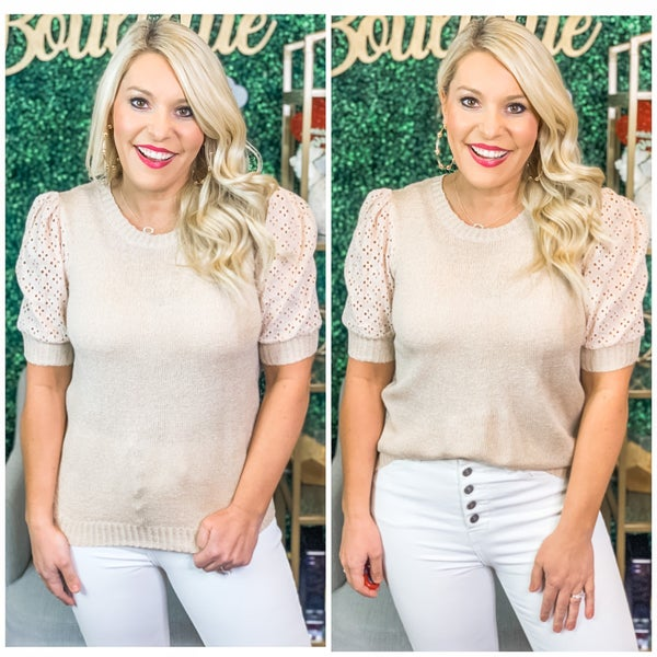 Simply Perfect Top *Final Sale*
