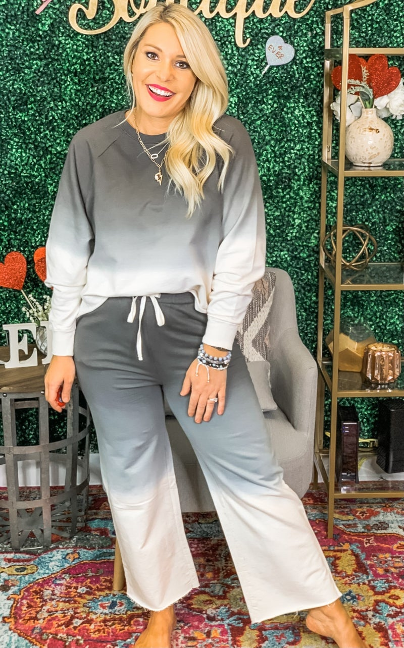 Forever Ombre Lounge Set