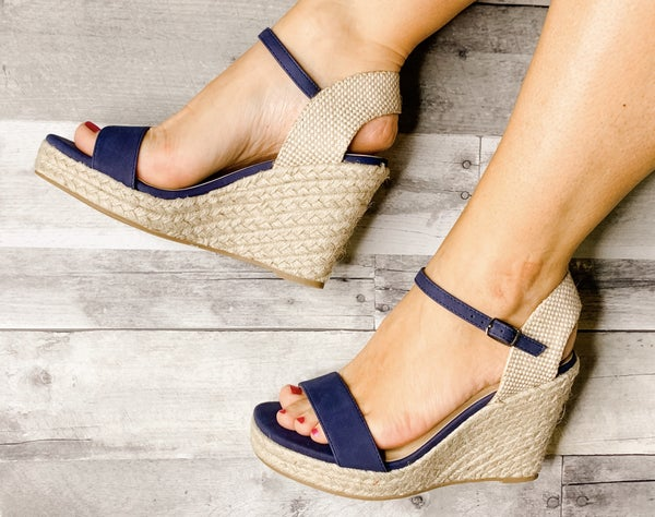 {THE DARIE ESPADRILLE}