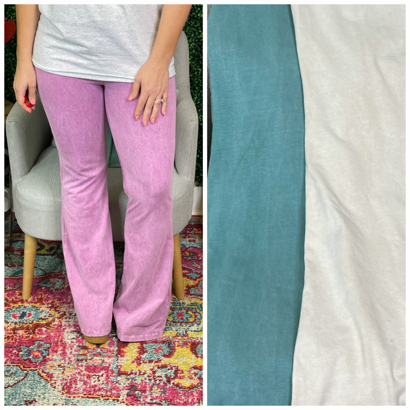 Plus and Reg- Spring Best Bell Bottoms *Final Sale*