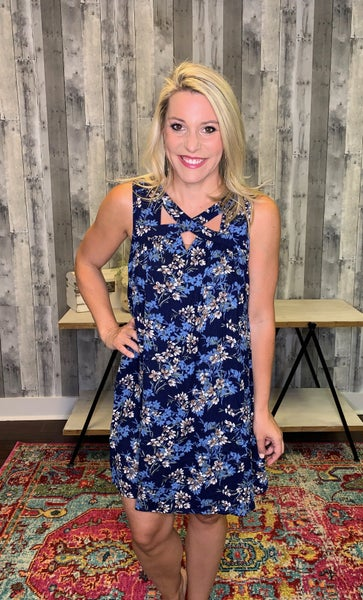 {DEAL OF THE DAY- LIFE'S GARDEN DRESS} *Final Sale*