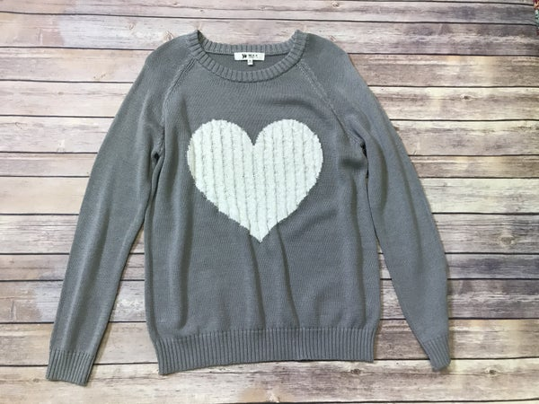 {AFTER MY HEART SWEATER} *Final Sale*