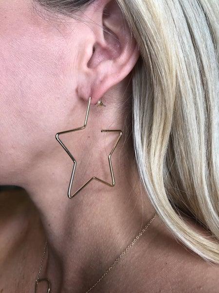 {SEEING STARS EARRINGS}