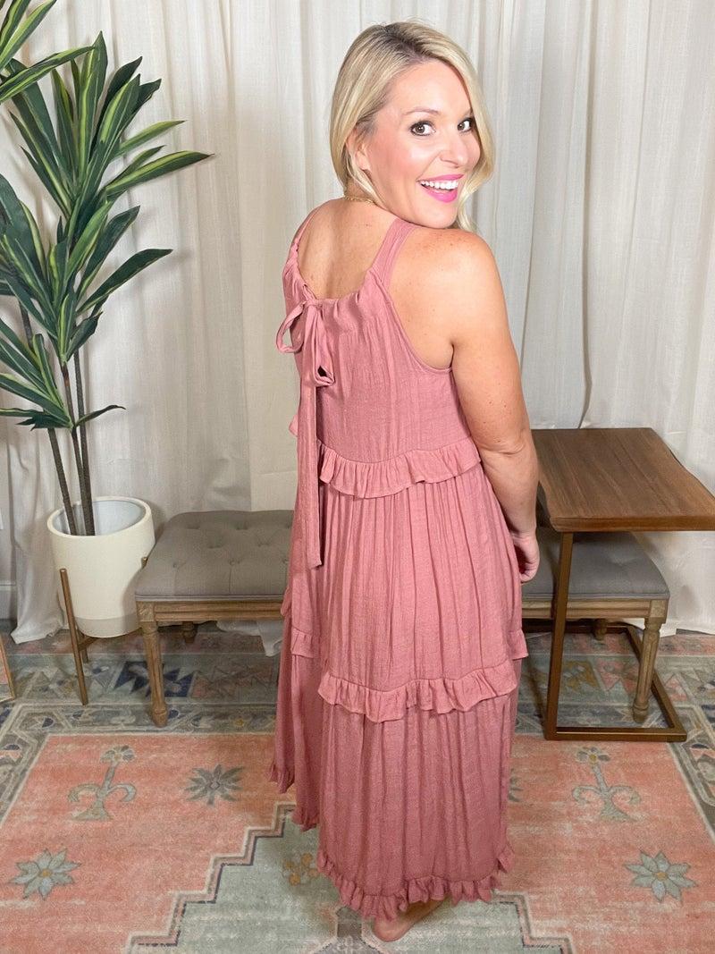 Sunset Dress