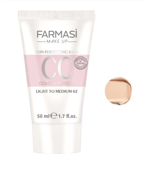 Farmasi - CC Cream Light to Medium
