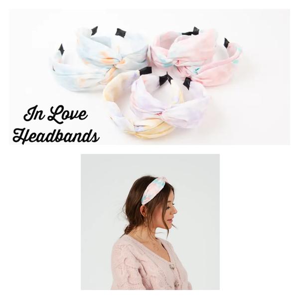 In Love Headbands